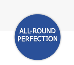 All-round perfection