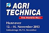 AGRITECHNICA Hannover 2013